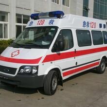 青島兒童救護車出租行業領先圖片