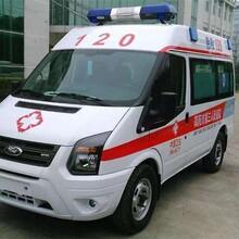 淄博)私人救護車出租安全可靠圖片