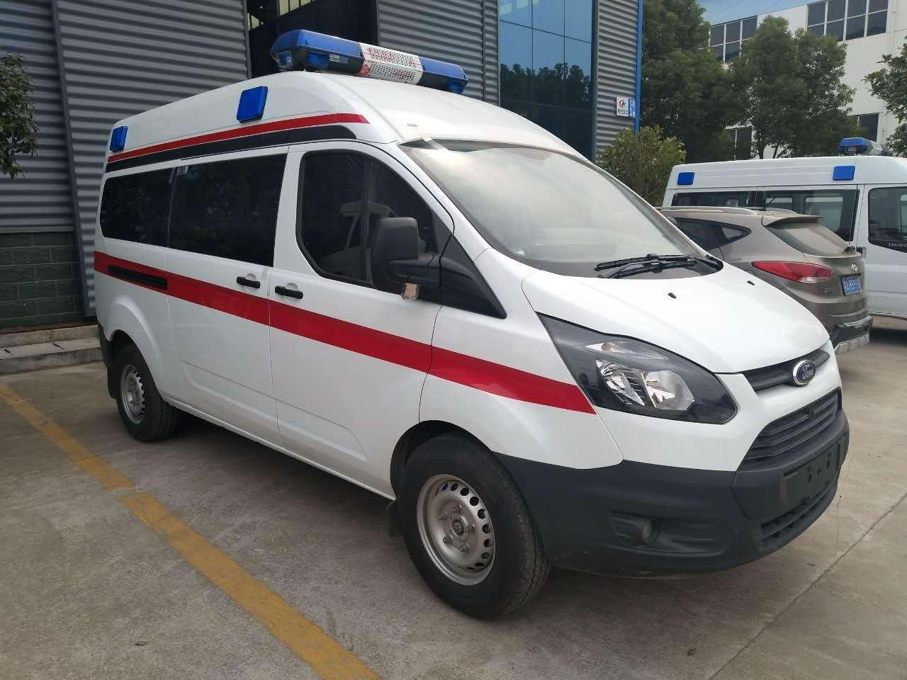 成都)长途救护车出租价格详情