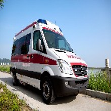 巴南)私人長途救護車出租7x24小時服務圖片