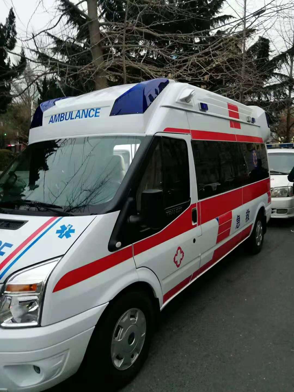 豐城私人救護車出租安全可靠