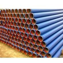 江西上饶重科牌3米125型车载拖泵泵管厂家