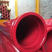 广西百色3米高压四层钢丝打桩机软管胶管
