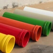 江西萍乡云达3米水泥泵车泵管厂家