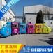 景区无轨火车游乐设备yi项投入多重收益金山游乐信得过的大品牌