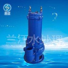 无堵塞潜水排污泵图片