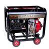 湖北三相190A柴油发电电焊机耗油量多少