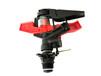 4分合金可调摇臂喷头360度自动旋转园林农业灌溉草坪喷灌洒水器