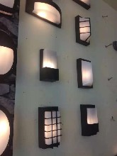 中山专业厂家,户外防潮壁灯,走廊灯,地下室壁灯,车库壁灯图片