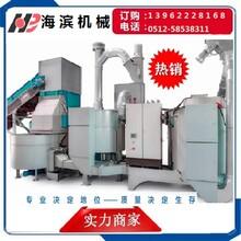 化肥编织袋干洗回收机器供应商-编织袋干洗造粒图片