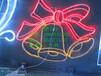 供应街道装饰灯-路灯杆造型灯、过街灯-铃铛图案造型灯