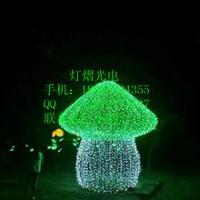 供应街道装饰灯-路灯杆造型灯、过街灯蘑菇图案灯