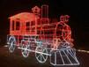 公园灯-灯光节造型灯-火车造型灯