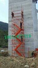 良诚优质75型安全爬梯香蕉式安全爬梯脚手架图片
