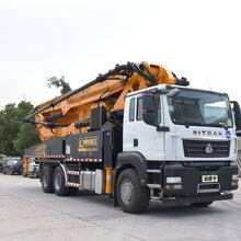 长沙响箭重工混凝土泵车48米混凝土泵车价格实惠
