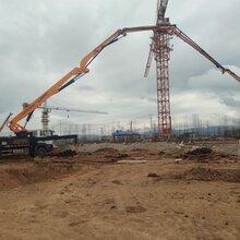 北京响箭重工混凝土泵车48米混凝土泵车哪家比较好