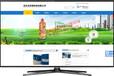 上海松江网站建设松江大学城网站制作集团公司网站设计