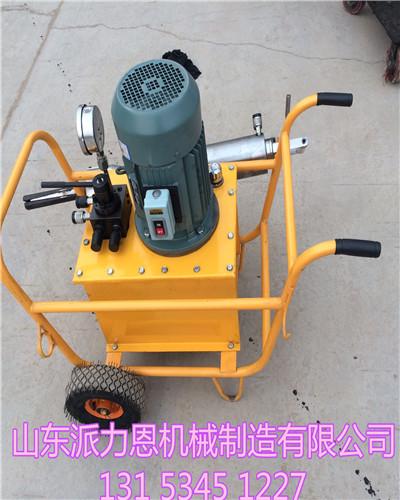 新闻:楚雄露天开采岩石混凝土液压劈裂机