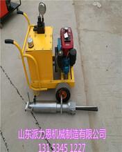 新闻:香港岩石开采原理是什么矿山开采液压劈裂机图片