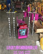 新闻:广元硬锡石矿开采矿石劈裂机图片