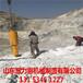 环保静态开山机开石器柱式劈裂棒威海-大理石开采