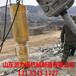 成本低效率高劈裂机开石器液压岩石劈裂棒三明-操作讲解