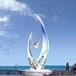 供青海雕塑和西宁不锈钢雕塑设计