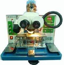 供应LED金丝球焊机金丝球邦定机?金线瓷咀图片
