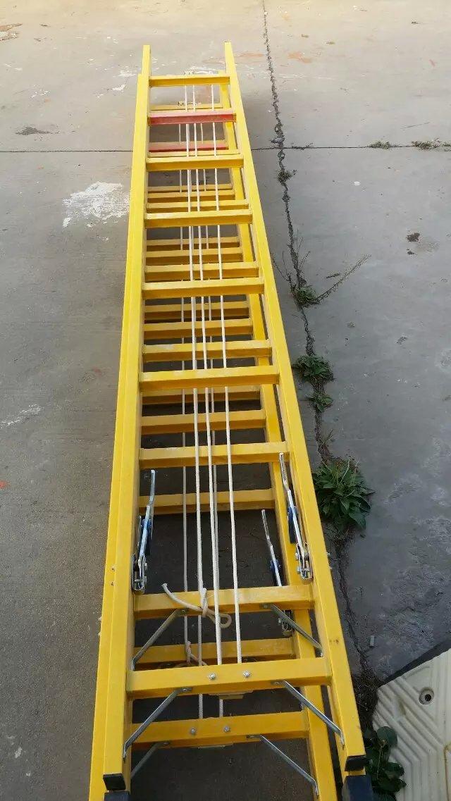 新款超轻型方管关节梯厂家直销