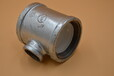 供应建支管件建支衬塑管件内外涂塑管件饮用水专用三通