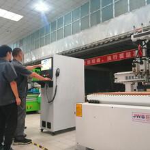 廠家河南雕刻機1330加長版軟包硬包雕刻機圖片