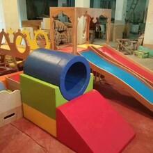 我们不仅生产儿童游乐设备,同时生产供应早教中心运动组合系列!图片