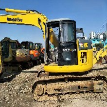 出售小松138二手挖掘机,手续齐全,价格便宜,全网最低