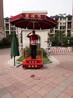 南京房地产保安站岗台