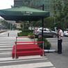 南京物业小区站岗台