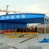 南京可伸缩的活动推拉雨棚移动伸缩雨棚生产厂家