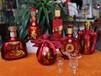 武漢高檔金屬酒紅酒瓶廠家直銷