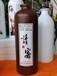 武漢梅蘭竹菊荷花古典酒瓶廠家直銷