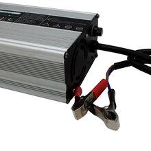 湖北铅酸电池充电器厂家直销12V8A电动车充电器蓄电池充电器汽车电瓶充电器图片