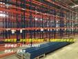天津山东大量回收二手货架,二手库房货架回收