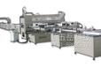 平板集热器组框背板压合自动组装线03型