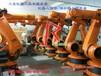 KUKA机器人C2驱动模块00-122-285亮红灯维修
