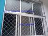 北京顺义石园断桥铝门窗安装防盗窗防盗门阳台防护栏