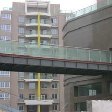 钢结构天桥宁波钢结构连廊建造空中走廊通道