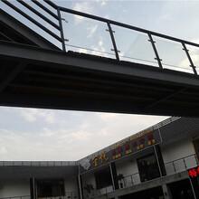 宁波钢结构连廊北仑钢结构天桥建造空中走廊通道