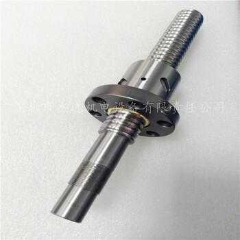 厂家直销原装台湾TBI滚珠丝杆静音型1610扎制丝杆任意长度订制可开发票