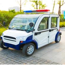 天盾生产二座电动巡逻车生产厂家