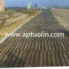 陡坡工程用耐老化单向塑料土工格栅110KN加固防护用塑料土工格栅