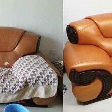 南寧翻新皮沙發沙發坐墊布套定做辦公沙發翻修歐款皮沙發翻新