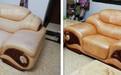 沙发裂线修补沙发更换海绵沙发坐垫下沉维修沙发局部换皮翻新